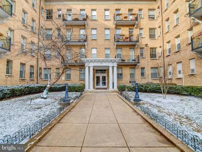 Washington Townhouse For Sale: 1401 Columbia Road NW #404