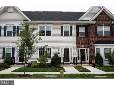 Bucks County Townhouse For Sale: 3711 Jacob Stout Road #2