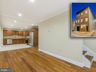 Baltimore Townhouse For Sale: 220 N Duncan Street