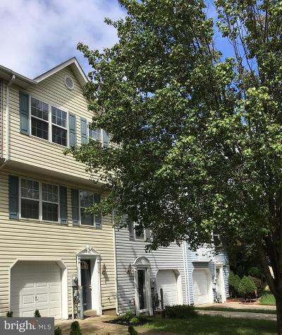 Randallstown Townhouse For Sale: 3806 Sandy Hook Road