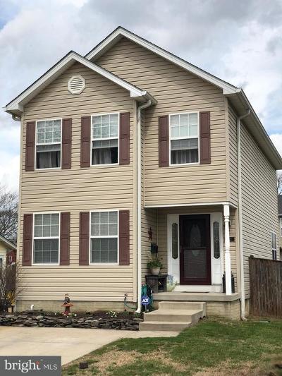 Pasadena Single Family Home Active Under Contract: 812 223rd Street