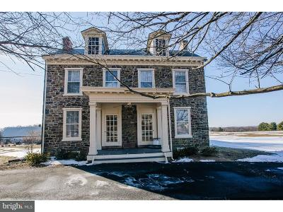 Wrightstown Single Family Home For Sale: 465 Durham Road