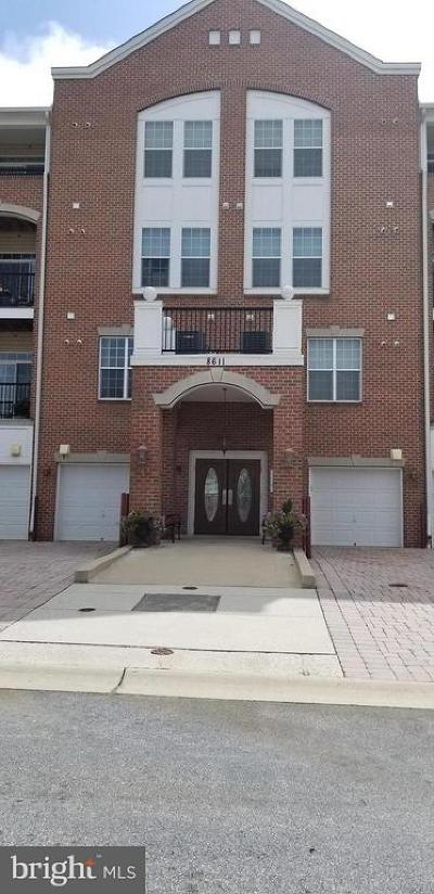 Chapel Grove, Piney Orchard Rental For Rent: 8611 Wintergreen Court #302