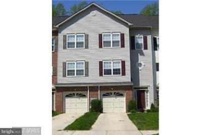 Prince Frederick Townhouse For Sale: 382 Cambridge Place