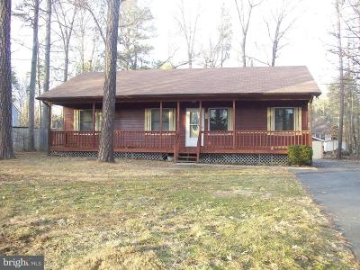Stafford County, Caroline County, King George County, Culpeper County, Orange County Single Family Home For Sale: 514 Montgomery Drive