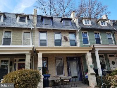 Washington Townhouse For Sale: 3324 19th Street NW