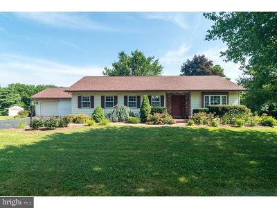 Bucks County Single Family Home For Sale: 436 Deep Run Road
