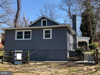 Capitol Heights Single Family Home For Sale: 1104 Clovis Avenue