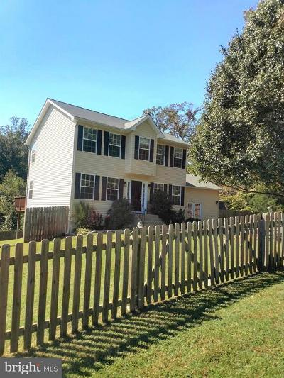 Stafford County Single Family Home For Sale: 137 Kelley Road
