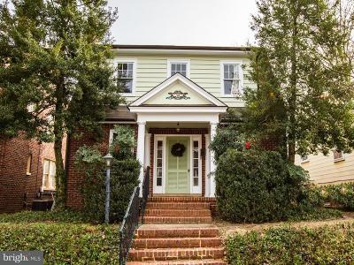 Fredericksburg City Single Family Home For Sale: 808 Marye Street