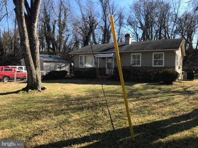 Elkridge Single Family Home For Sale: 5759 Paradise Avenue
