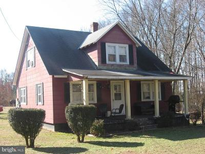 Stafford County, Caroline County, King George County, Culpeper County, Orange County Single Family Home For Sale: 16238 Milford Street