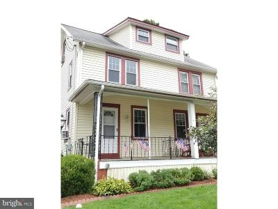Bucks County Townhouse For Sale: 337 S Lincoln Avenue