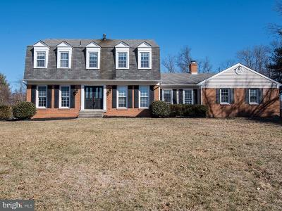 Gaithersburg Single Family Home For Sale: 16505 Montecrest Lane