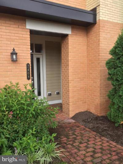 Potomac Yard, Potomac Yard Condominium, Potomac Yards Rental For Rent: 2408 Main Line Boulevard #101