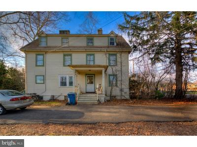 Bucks County Multi Family Home For Sale: 683 Stony Hill Road