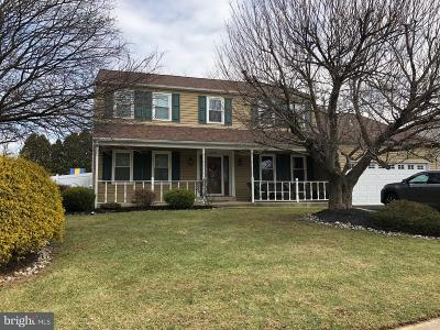 Bensalem Single Family Home For Sale: 2570 Cannonball Court