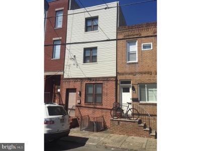 E Passyunk Square Multi Family Home For Sale: 1418 S 8th Street