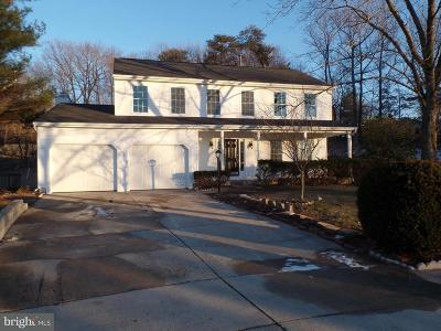 Bowie MD Single Family Home For Sale: $450,000