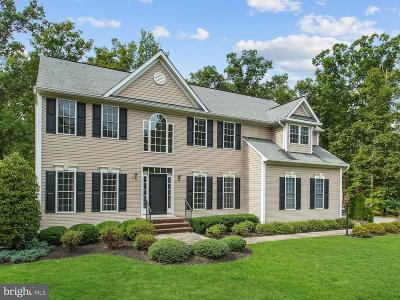 Stafford County, Caroline County, King George County, Culpeper County, Orange County Single Family Home For Sale: 76 Town And Country Drive