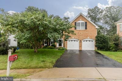 Frederick County Single Family Home For Sale: 107 Norfolk Court