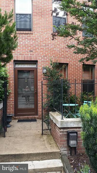 Mount Vernon Townhouse For Sale: 927 Stubblefield Lane