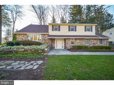 Yardley Single Family Home Under Contract: 1040 Harvard Drive
