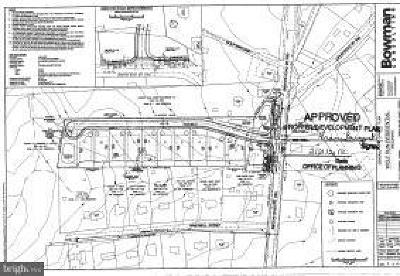 Manassas Residential Lots & Land For Sale: 14627 Bristow Road