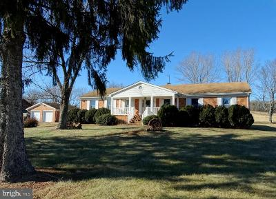 Madison County Single Family Home For Sale: 4155 W Hoover Road