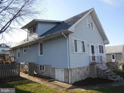 Single Family Home For Sale: 113 W Edgevale Road