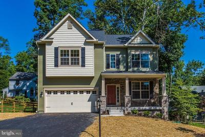 Single Family Home For Sale: 13511 Autumn Crest Drive