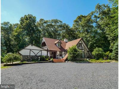 Single Family Home For Sale: 2300 Chestnut Road