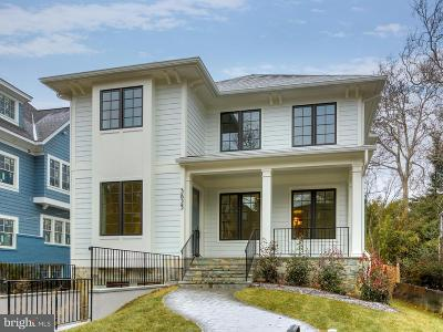 Washington Single Family Home For Sale: 3823 Albemarle Street NW