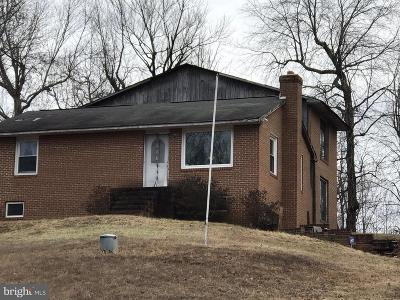 Single Family Home For Sale: 300 Wood Landing Road