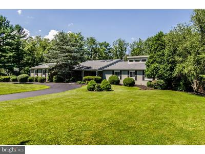 Pennington Single Family Home For Sale: 4 N Woods Drive