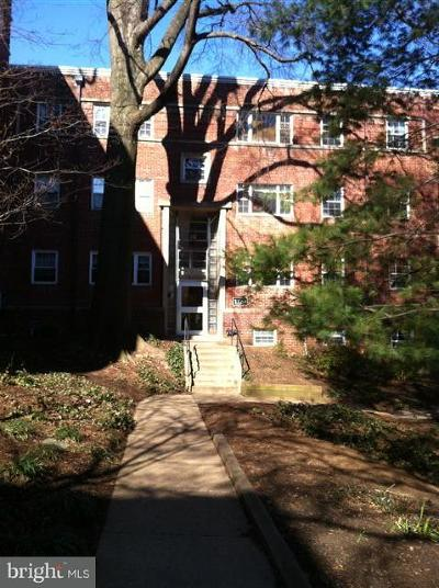 Arlington Rental For Rent: 1320 Fort Myer Drive #835