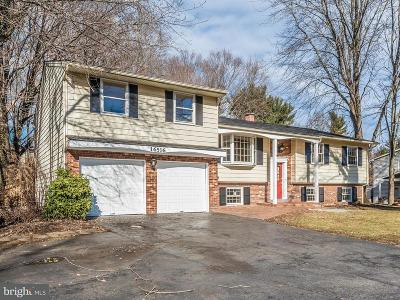 Rockville MD Single Family Home For Sale: $529,900