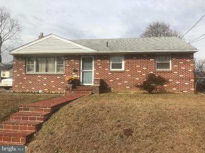 Magnolia Single Family Home For Sale: 725 W Evesham Avenue
