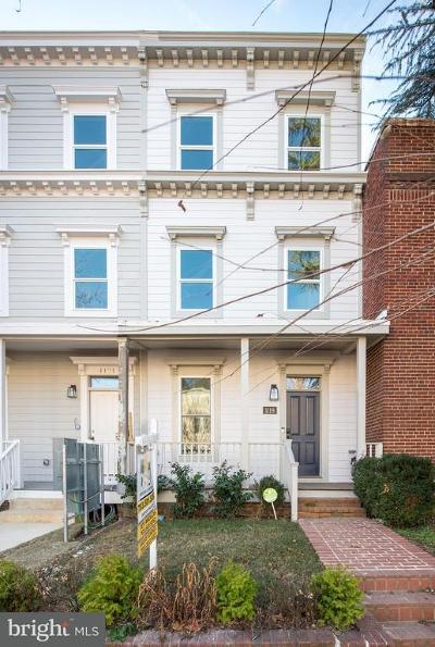 Washington Townhouse For Sale: 1119 G Street NE