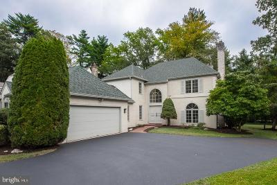 Villanova Single Family Home For Sale: 239 Trianon Lane