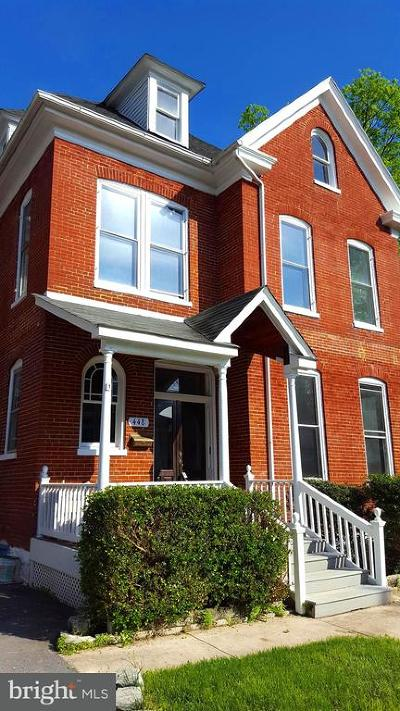 Hagerstown Single Family Home For Sale: 448 Summit Avenue
