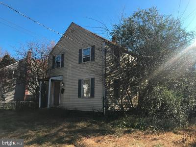 Lexington Park MD Single Family Home For Sale: $59,900