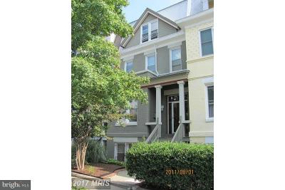 Washington Single Family Home For Sale: 702 Quincy Street NW