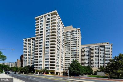 Chevy Chase Rental For Rent: 4515 Willard Avenue #502-S