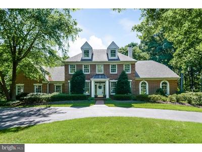 Doylestown Single Family Home For Sale: 108 Spring Meadow Lane