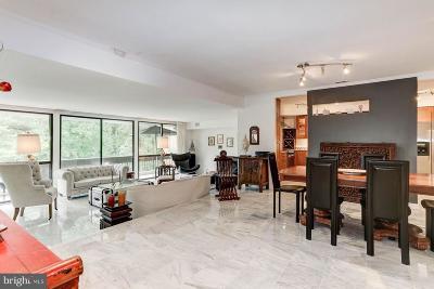 Bethesda Condo For Sale: 4978 Sentinel Drive #12-204