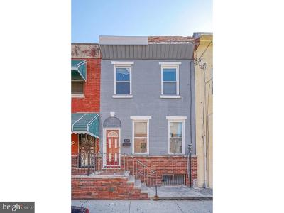 Philadelphia County Townhouse For Sale: 1611 S 18th Street