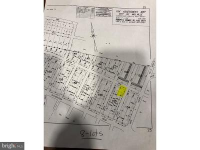 Millville Residential Lots & Land For Sale: 415 Highland Dr E