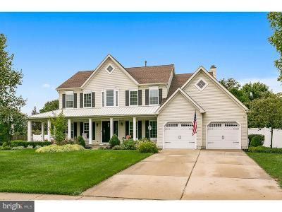 Mount Laurel Single Family Home For Sale: 125 Preakness Drive