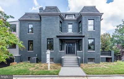 Petworth, Petworth/16th Street Heights, Petworth/Brightwood, Petwoth Townhouse For Sale: 801 Crittenden Street NW
